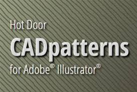 Hot Door CADpatterns