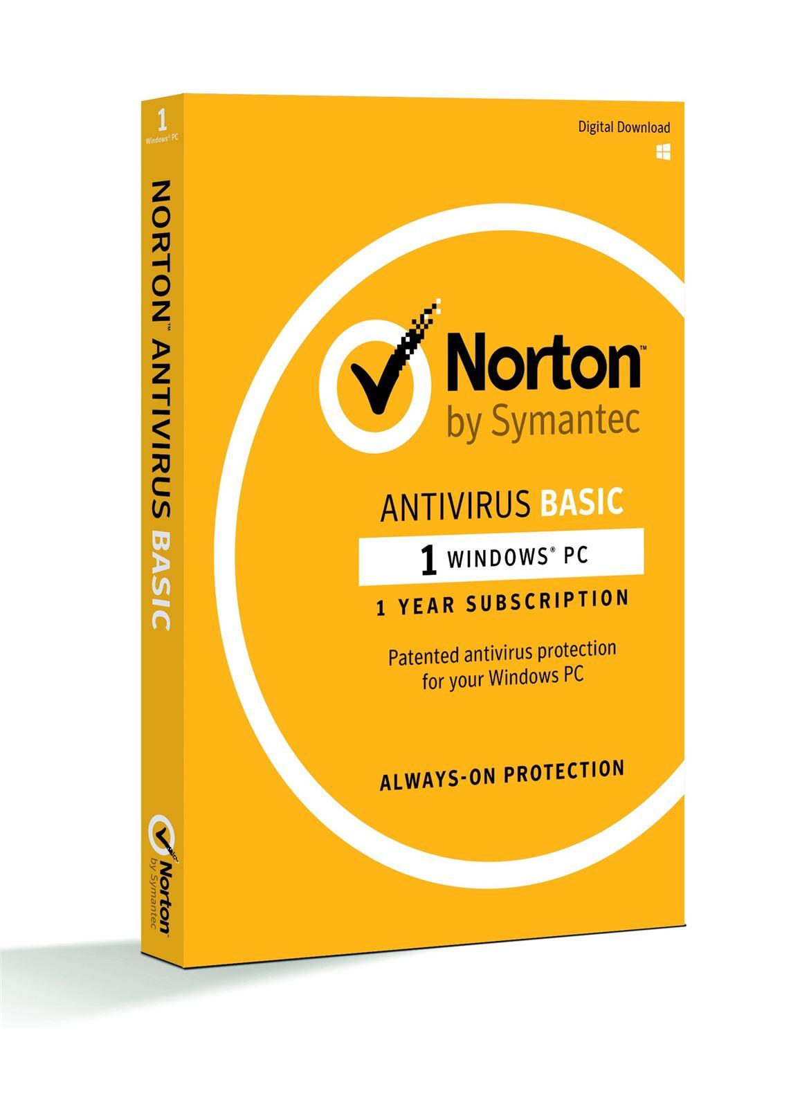 Norton AntiVirus - Basic