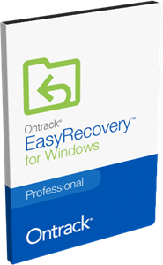 Ontrack® EasyRecovery™ Professional for Windows
