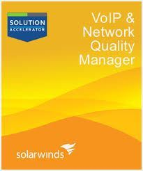 SolarWinds VoIP and Network Quality Manager (VNQM)