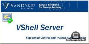 VanDyke VShell Server