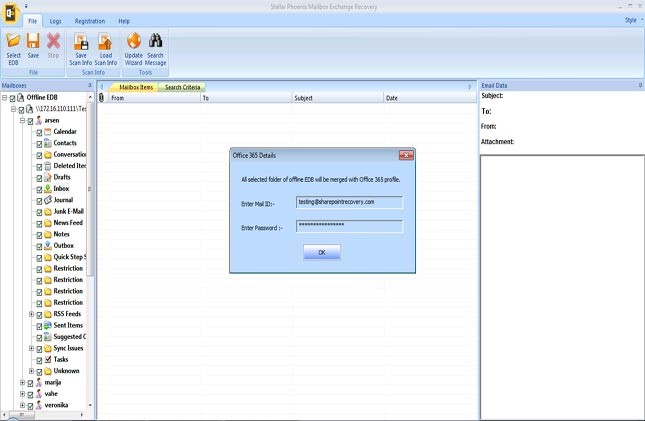 Stellar-Phoenix-Mailbox-Exchange-Recovery-merge-with-office-365