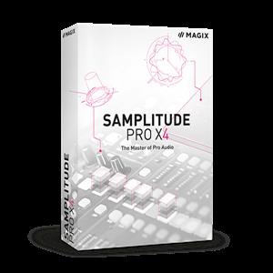 Samplitude Pro X