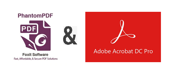 So sánh Foxit PhantomPDF và Adobe Acrobat Pro