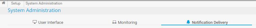Hướng dẫn thiết lập cảnh báo trong giao diện PRTG Web Interface