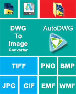 AutoDWG DWG to Image Converter