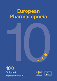 European Pharmacopoeia (Ph. Eur.)