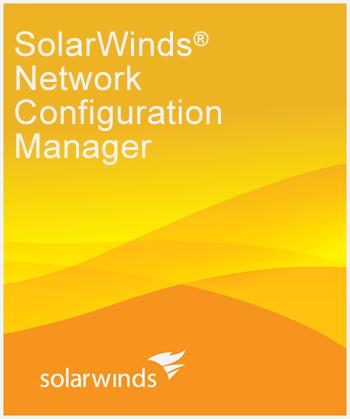SolarWind Network Configuration Manager (NCM)