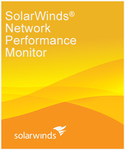 SolarWind Network Performance Monitor (NPM)
