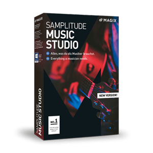 Samplitude Music Studio 2019